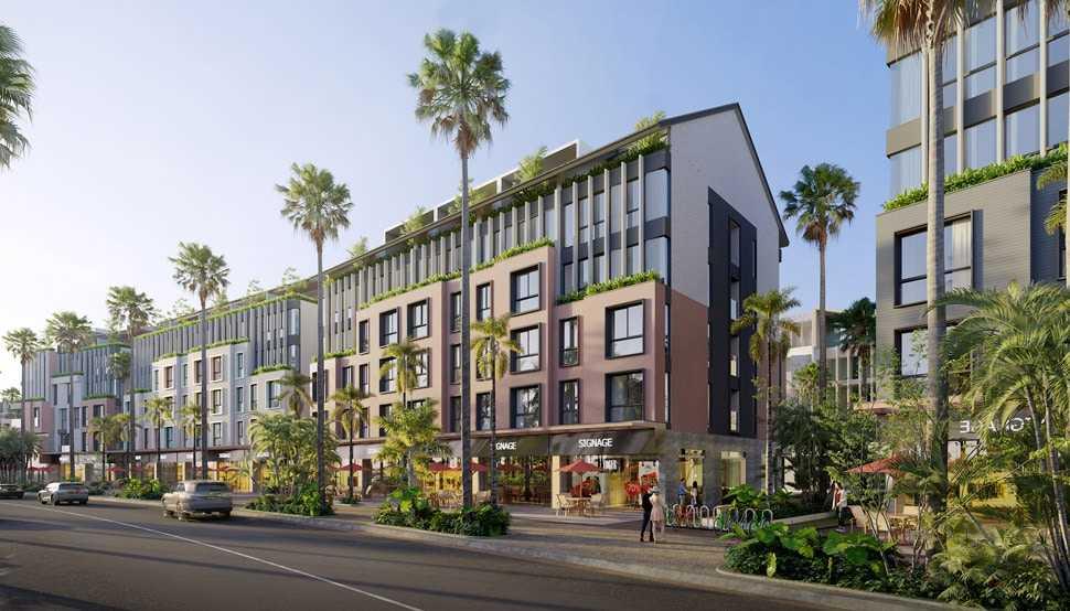 Mini Hotel dự án MeyHomes Capital Phú Quốc