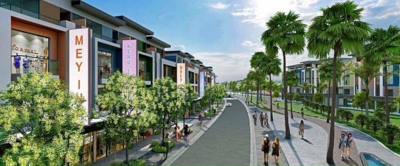 Nhà phố biển Meyhomes Phú Quốc