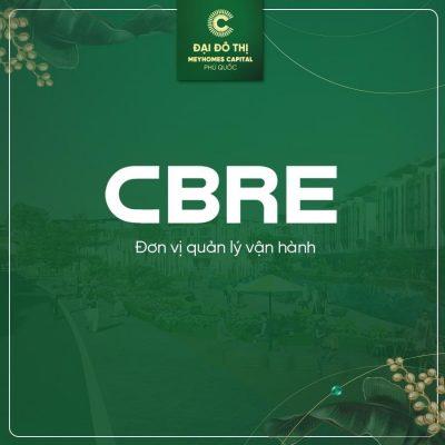 CBRE quản lý vận hành