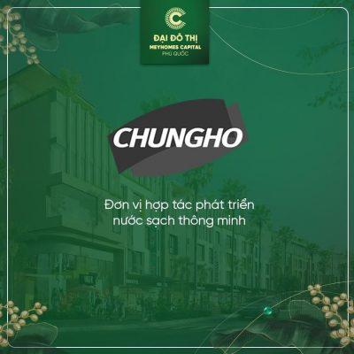 Chungho Nais là đơn vị hợp tác nước sạch thông minh