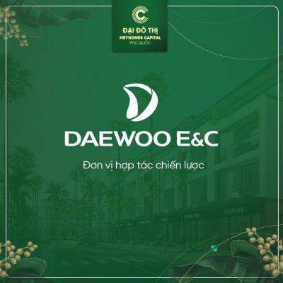 Daewoo E&C xây dựng