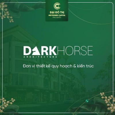 DarkHorse thiết kế Meyhomes Capital Phú Quốc