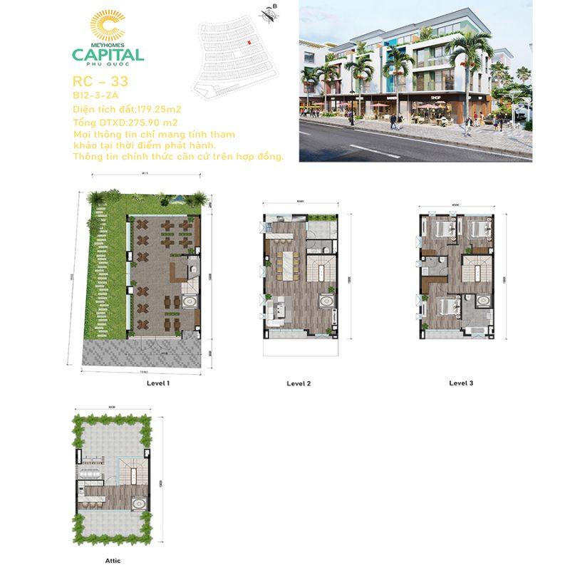 Thiết kế Shophouse Garden 1